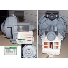 WASH MOTOR/PUMP 220-240V(45CM) + SEAL (Насос циркуляции)