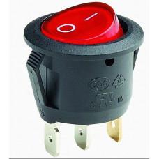 Кнопка 3-x конт. 5A 250V, KN028