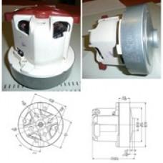 Мотор Асинхронный на пылесос 1950w PHILIPS, филипс (H=113, D120), DOMEL-463.3.401
