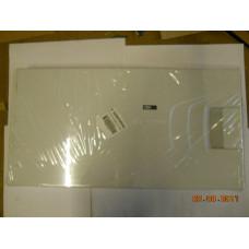 ДВЕРКА МК в сборе (размер 266x519x65mm) зам. 856014+прокладка+ручка INDESIT