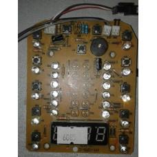 Печатная плата (управления+индикации)  SC-MC410S02/MC410S03 AC50916019082