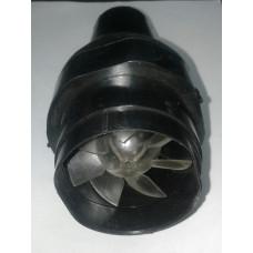 Мотор с нагревательным элементом и вентилятором в сборе для фена  GL4310 GALAXY