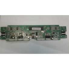 Плата основная XR510-A REV-3 2012-8-20 58M290R09 Б/У